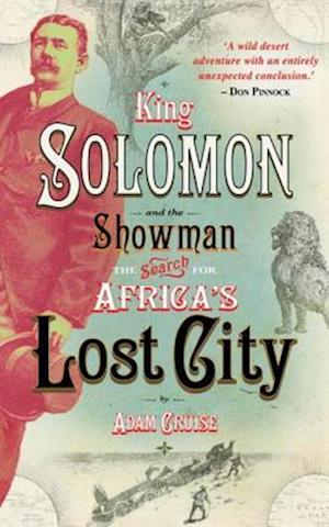 King Solomon and the Showman af Adam Cruise