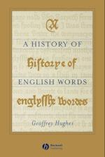 A History of English Words (Language Library)
