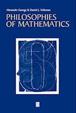 Philosophies of Mathematics