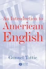 An Introduction To American English af Gunnel Tottie