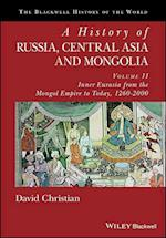 History of Russia, Central Asia, and Mongolia (Blackwell History of the World)