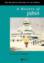A History of Japan af Conrad Totman