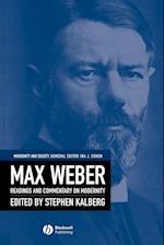 Max Weber af Stephen Kalberg