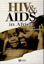 HIV and AIDS in Africa af Ezekiel Kalipeni, Joseph R Oppong, Jayati Ghosh