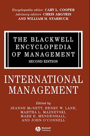 Bog, hardback The Blackwell Encyclopedia of Management af Mark E Mendenhall, John O Connell, Jeanne McNett