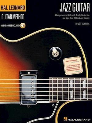 Hal Leonard Guitar Method - Jazz Guitar (Book/Online Audio)