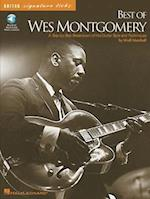 Best Of Wes Montgomery (Guitar Tab Book/CD) (Signature Licks)