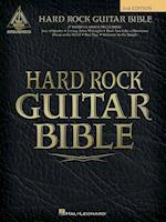 Hard Rock Guitar Bible (Guitar Bible)