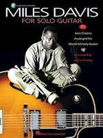 Miles Davis for Solo Guitar af Miles Davis