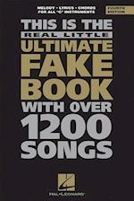 This Is the Real Little Ultimate Fake Book (Fake Book)