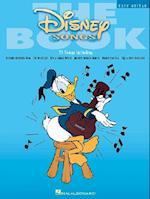 The Disney Songs Book (Easy Guitar)