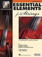 Essential Elements for Strings af Michael Allen, Robert Gillespie