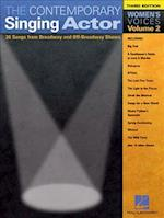The Contemporary Singing Actor, Volume 2, Women's Edition