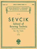 School of Bowing Technics, Op. 2 - Book 2