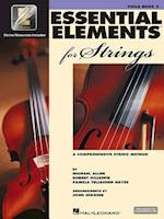 Essentials Elements for Strings af John Higgins, Michael Allen, Robert Gillespie