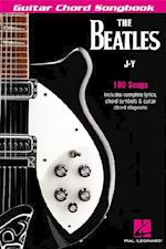 The Beatles Guitar Chord Songbook J-Y