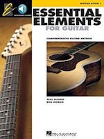 Essential Elements 2000, Guitar, Book 1 af Will Schmid, Bob Morris