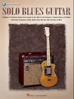 Solo Blues Guitar af David Rubin, Dave Rubin