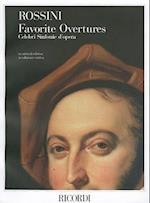 Rossini - Favorite Overtures af Gioacchino Rossini