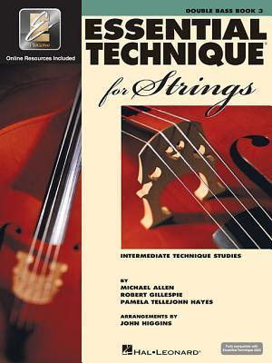 Bog, paperback Essential Technique for Strings (Essential Elements Book 3) af Michael Allen, Robert Gillespie, Pamela Tellejohn Hayes