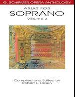 Arias for Soprano (nr. 2)