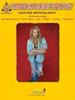 David Lee Roth Guitar Anthology (Recorded Versions Guitar)