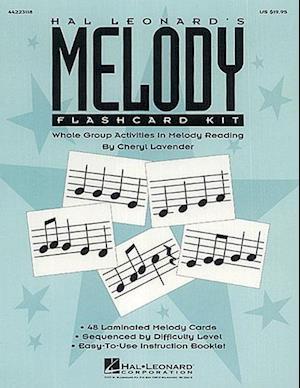 Hal Leonard's Melody Flashcard Kit