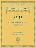 Pupil's Concertos, Complete af Friedrich Seitz