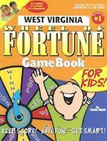 West Virginia Wheel of Fortune Game Book af Carole Marsh