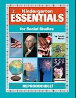 Kindergarten Essentials for Social Studies (Everything Book)