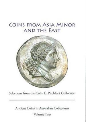 Bog, paperback Ancient Coins from Asia Minor and the East af Nicholas Wright