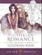 Victorian Romance - The Memory's Wake Coloring Book