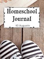 Homeschool Journal: For homeschooled teenagers who wish to enter University