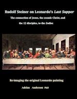 Rudolf Steiner on Leonardo's Last Supper: The Connection of Jesus, the Cosmic Christ, and the 12 Disciples, to the Zodiac