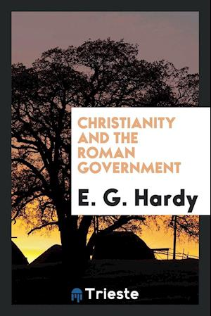 the history and changes in the roman government Outlines of roman history by adoption of christianity—the attitude of the roman government toward the religious changes which he was able to.