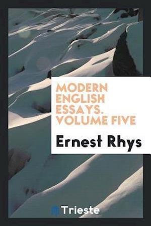 modern english essay