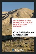 Masterpieces of foreign authors. Portraits of women