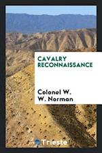 Cavalry reconnaissance