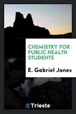 Chemistry for public health students