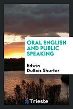 Oral English and public speaking
