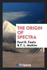 The origin of spectra