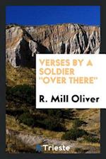 """Verses by a soldier """"over there"""""""