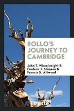 Rollo's journey to Cambridge