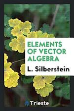 Elements of Vector Algebra