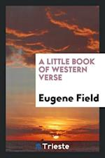 A little book of western verse