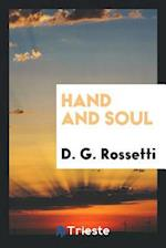 Hand and Soul af D. G. Rossetti