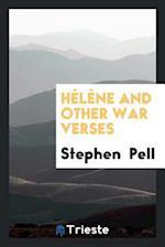 Hélène and Other War Verses