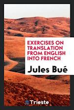 Exercises on Translation from English into French