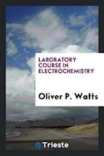 Laboratory Course in Electrochemistry af Oliver P. Watts