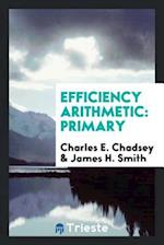 Efficiency Arithmetic: Primary
